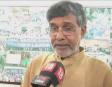 Indyjski laureat Nobla: Nie przestanę działać, póki choć jedno dziecko...