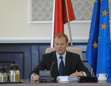 Tusk: budżet na 2014 rok? Planowany deficyt 47,7 mld zł