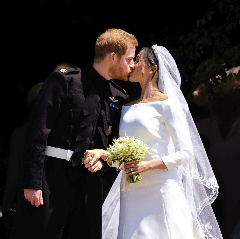 Ślub Meghan Markle iksięcia Harry'ego