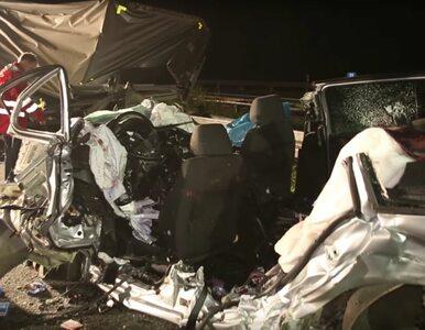 Koszmarny wypadek w Niemczech. Polak zawrócił na autostradzie. 3...