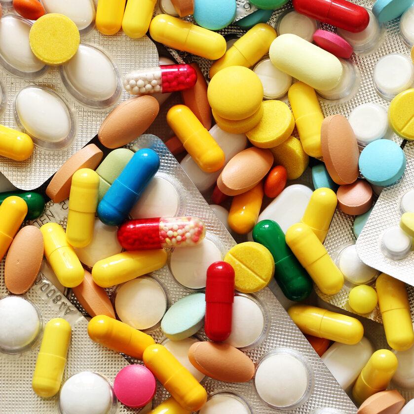 Leki, zdjęcie ilustracyjne
