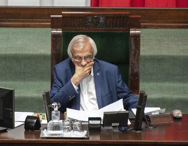 Sejm. Ryszard Terlecki do posła KO: Puknij się w czoło