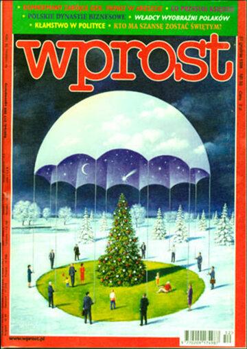 Okładka tygodnika Wprost nr 52/1998 (839)