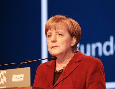 Rozpad Związku Angeli Merkel