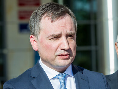 """Ziobro sugeruje zarzuty karne dla szefa klubu PO. """"Nie boję się jego..."""
