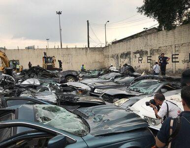 Takie samochody polecił zmiażdżyć Duterte. Niektóre z nich warte są 115...