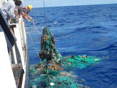 Wysypisko śmieci na oceanie. Jest pięć razy większe od Polski