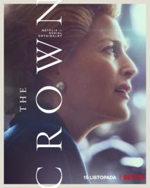 "Plakaty reklamujące 4. sezon serialu ""The Crown"""