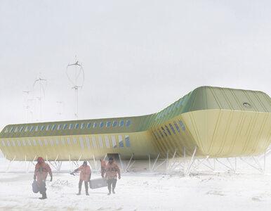 Polska Stacja Antarktyczna się rozwija. Nowy budynek zachwycił...