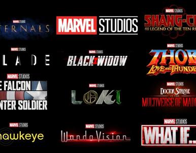 10 filmów, 5 seriali. Marvel Studios zapowiedziało IV fazę MCU,...