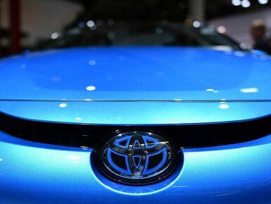 Toyota ogłasza akcję serwisową. W tych modelach może dojść do pożaru