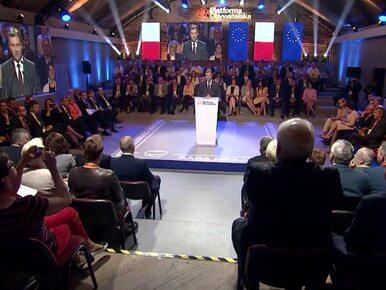 Rada Krajowa PO. Największa opozycyjna partia odsłania karty ws. gospodarki