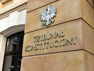 Sąd cywilny może ocenić prawidłowość powołania prezesa TK? Trybunał...