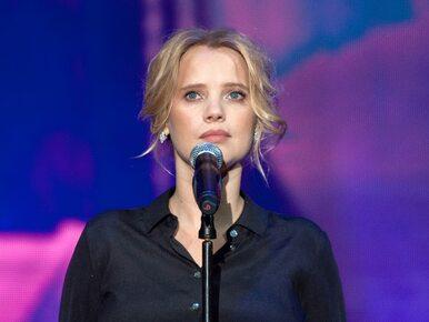 """Francuzi zachwyceni Joanną Kulig. """"Nowa sensacja kina"""" na okładce..."""