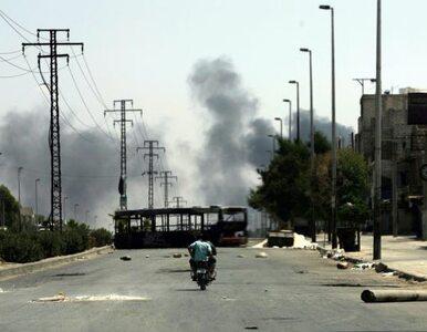 Zgromadzenie Ogólne ONZ potępia przemoc w Syrii i krytykuje Radę...