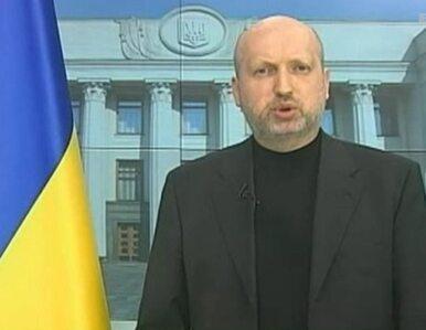 Nowy przywódca Ukrainy zapowiada dialog z Rosją