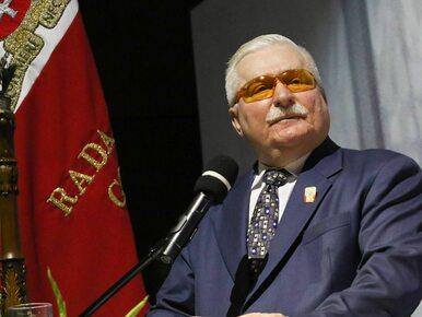 """Wałęsa pożegnał Adamowicza. """"Do zobaczenia za chwilę, gdzie lepiej"""""""