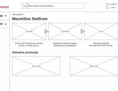 Ideacto zaprojektowało internetową platformę Macmillan Online Staffroom