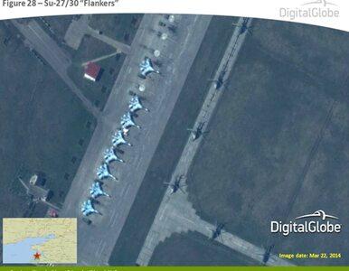 NATO pokazuje koncentrację wojsk rosyjskich. Moskwa: To stare zdjęcia
