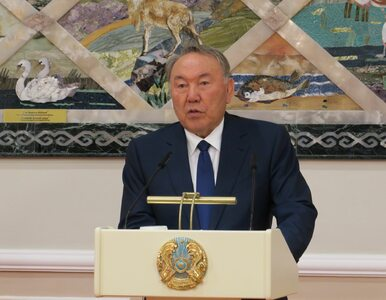 Prezydent Kazachstanu odwołał rząd. Twierdzi, że ministrowie nie...