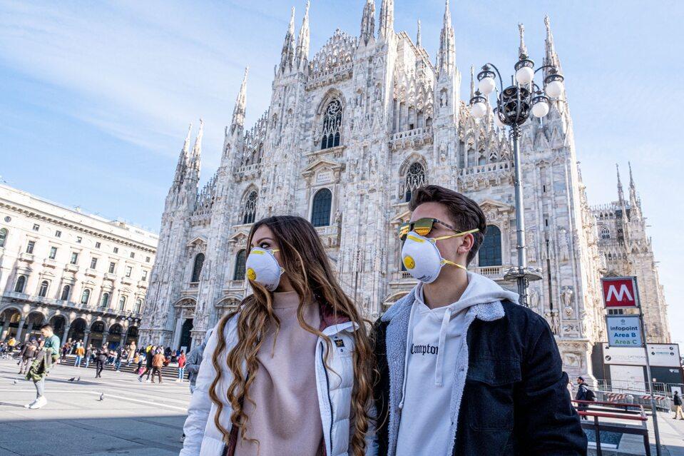 Koronawirus we Włoszech