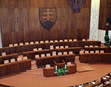 Słowacja dorzuci się do EFSF. Wybory na wiosnę
