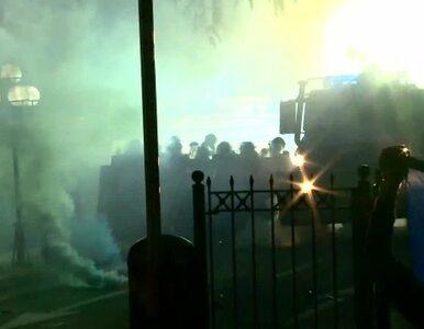 Albania. Zamieszki po odwołaniu wyborów, demonstranci chcieli zdobyć...