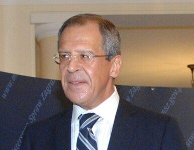 Ławrow rozmawiał z szefem MSZ Ukrainy o pomocy humanitarnej dla...