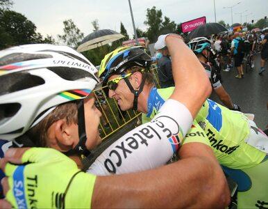 Polacy świetni na Tour de France: Wygrana Bodnara, drugi Kwiatkowski