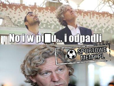 Legia w słabym stylu żegna się z Ligą Europy. Zobacz najlepsze memy!