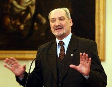 Macierewicz: polska prokuratura nie ma protokołów z sekcji zwłok