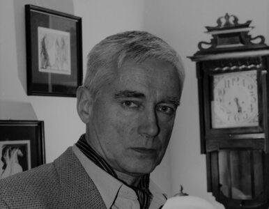 """Zmarł Krzysztof Kalczyński. Aktor znany m.in. z serialów """"Klan"""" i..."""