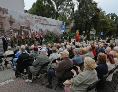 """Warszawa wspomina """"największą masakrę powstańczą"""""""