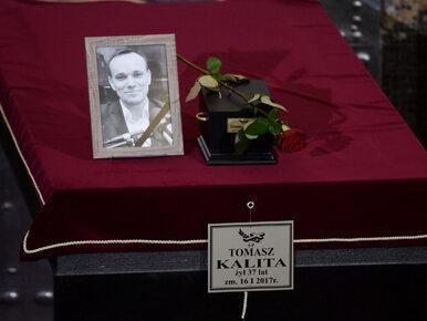 """Pogrzeb Tomasza Kality. """"Jego testament to wołanie o inną jakość życia..."""