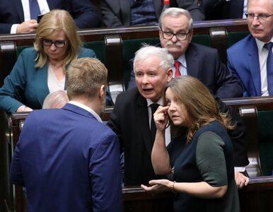 """Donald Tusk ocenia gest Lichockiej. """"Na pewno nie miała takiej intencji"""""""