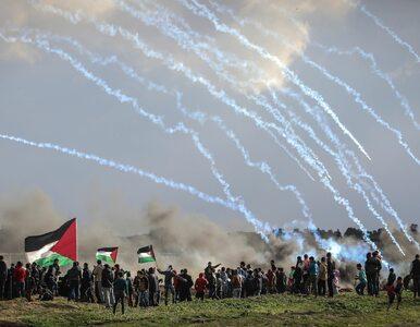 Napięta sytuacja w Strefie Gazy. Izraelskie wojsko wykonało nalot