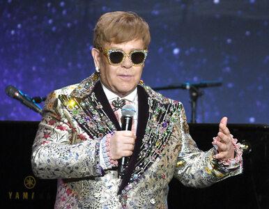Elton John o Jacksonie: Był chory psychicznie, przebywanie w jego...