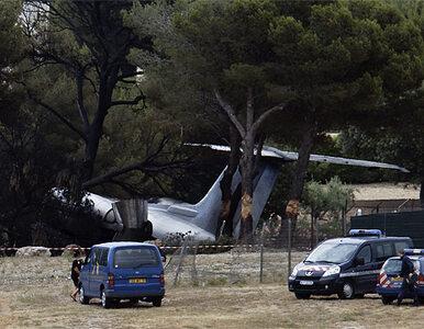 Katastrofa lotnicza we Francji. Nikt nie przeżył