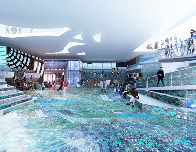 Budynek z elektrośmieci? Tak może wyglądać koreański pawilon na EXPO 2020