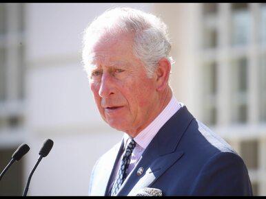 Książę Karol mówił o podróży po Zachodniej Afryce. Uwagę widzów przykuł...