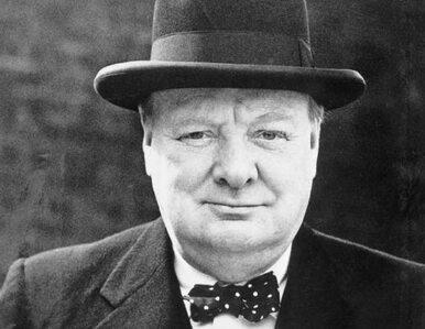 Churchill chciał oddać skarb Brytyjczyków w zamian za...