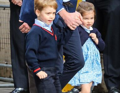 Rodzina królewska była zagrożona. Zachęcano do zamachu na syna Williama...