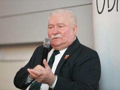 """Lech Wałęsa złożył życzenia noworoczne. """"Mądrości, która wyzwoli siłę..."""