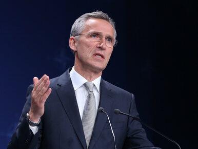 Sekretarz generalny NATO z wizytą w Polsce. Spotka się m.in. z Beatą Szydło