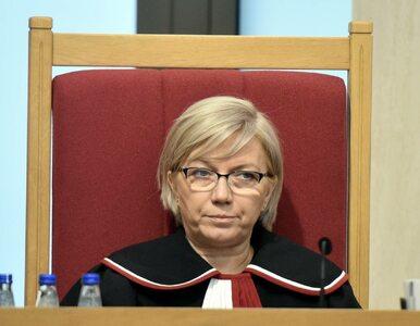 """Sędziowie TK pytali prezes Przyłębską o """"znikające wyroki"""". Nadal nie ma..."""