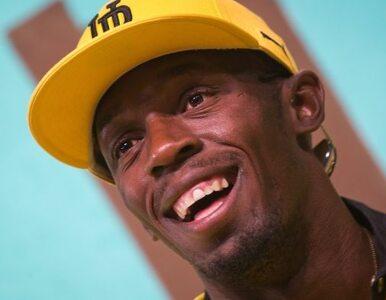 Bolt na czele reprezentacji Jamajki