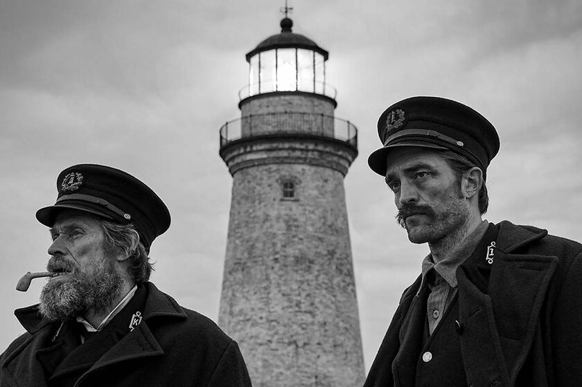 """""""The Lighthouse"""" (2019)"""
