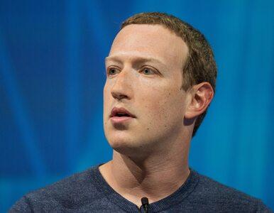 Zuckerberg: Facebook jest gotowy płacić wyższe podatki w Europie