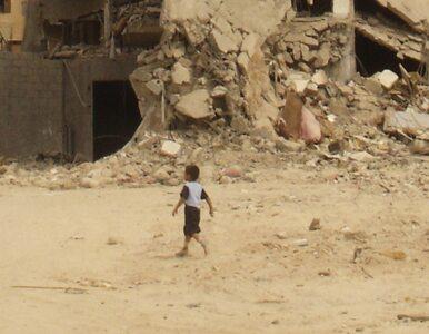 Syria: rządowe samoloty zaatakowały szkołę. Wiele dzieci zginęło