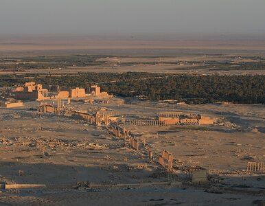 Palmira po raz kolejny odbita z rąk bojowników tzw. Państwa Islamskiego